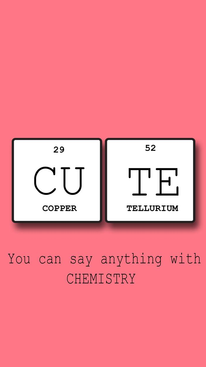 Download free periodic table wallpapers for your mobile phone by cute chemistry urtaz Image collections