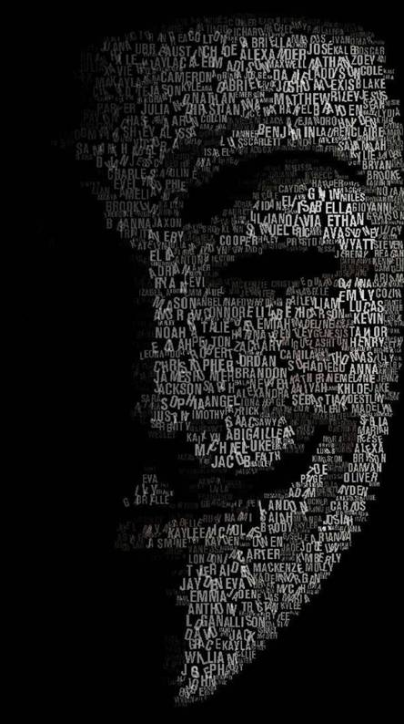 860 Koleksi Gambar Wallpaper Anonymous Keren HD Terbaik