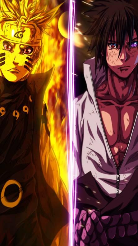 Naruto Vs Sasuke Wallpapers Free By Zedge