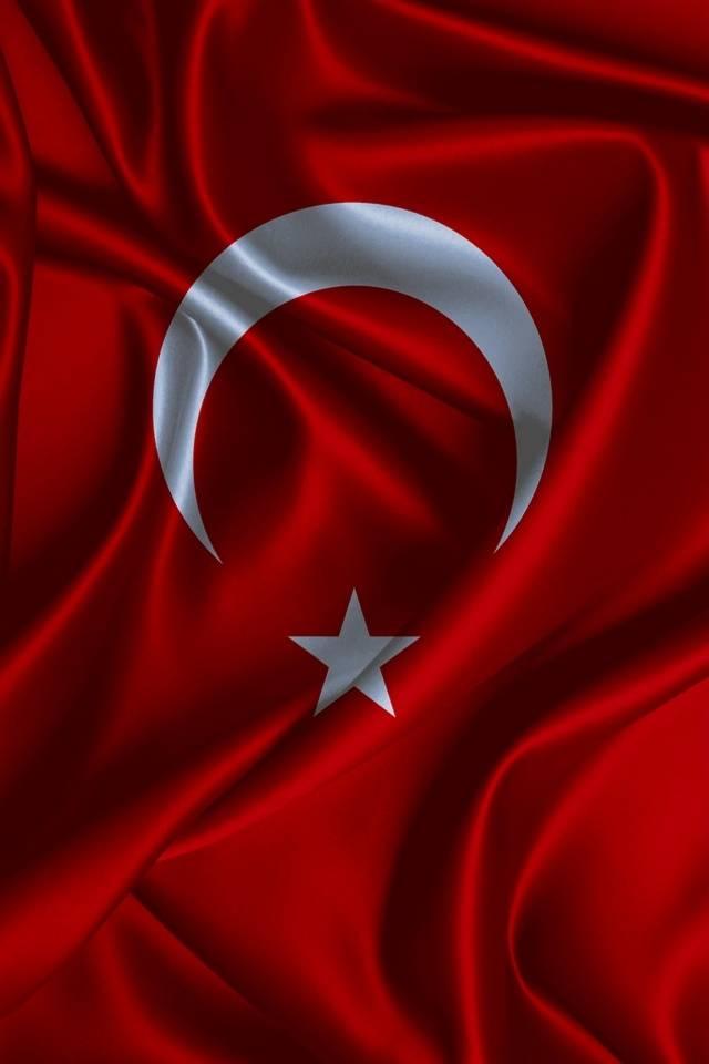 Turkish Flag Wallpaper By Montana 24
