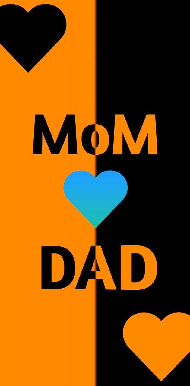 Mom Dad