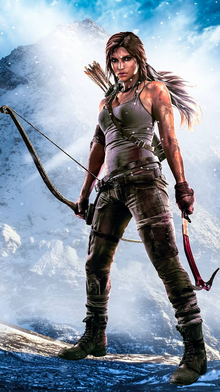 Tomb Raider HD
