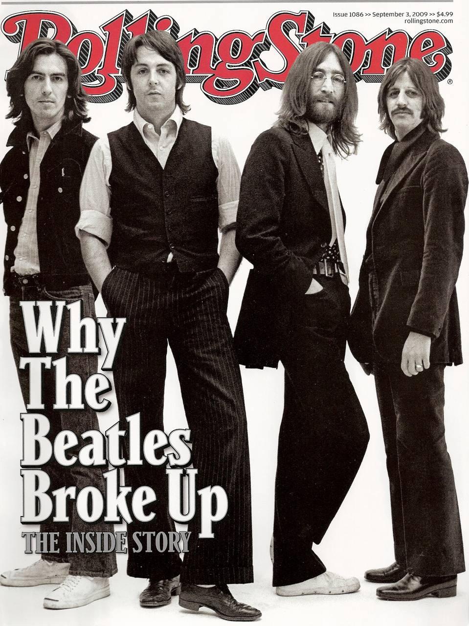 Rollin Stone Beatles