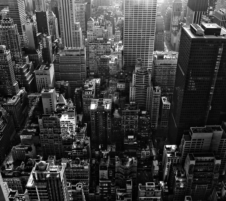 The City Wallpaper by allekcs007 - ca