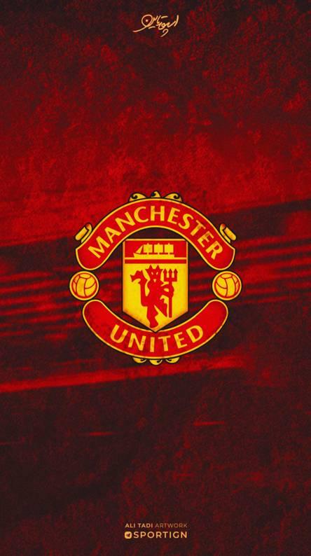 Home Screen Manchester United Wallpaper 2019