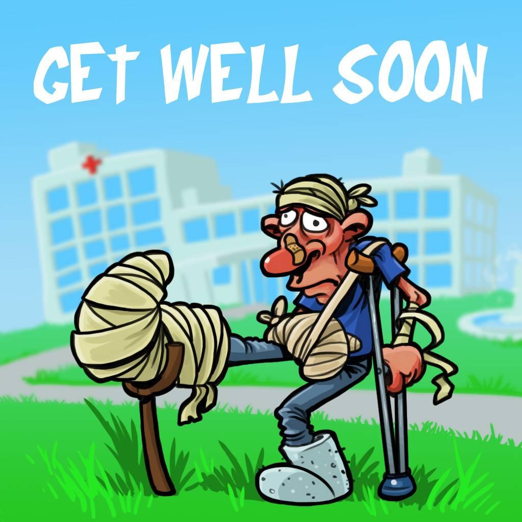 Get well soon Wallpaper by zinhouse 0d Free on ZEDGE™