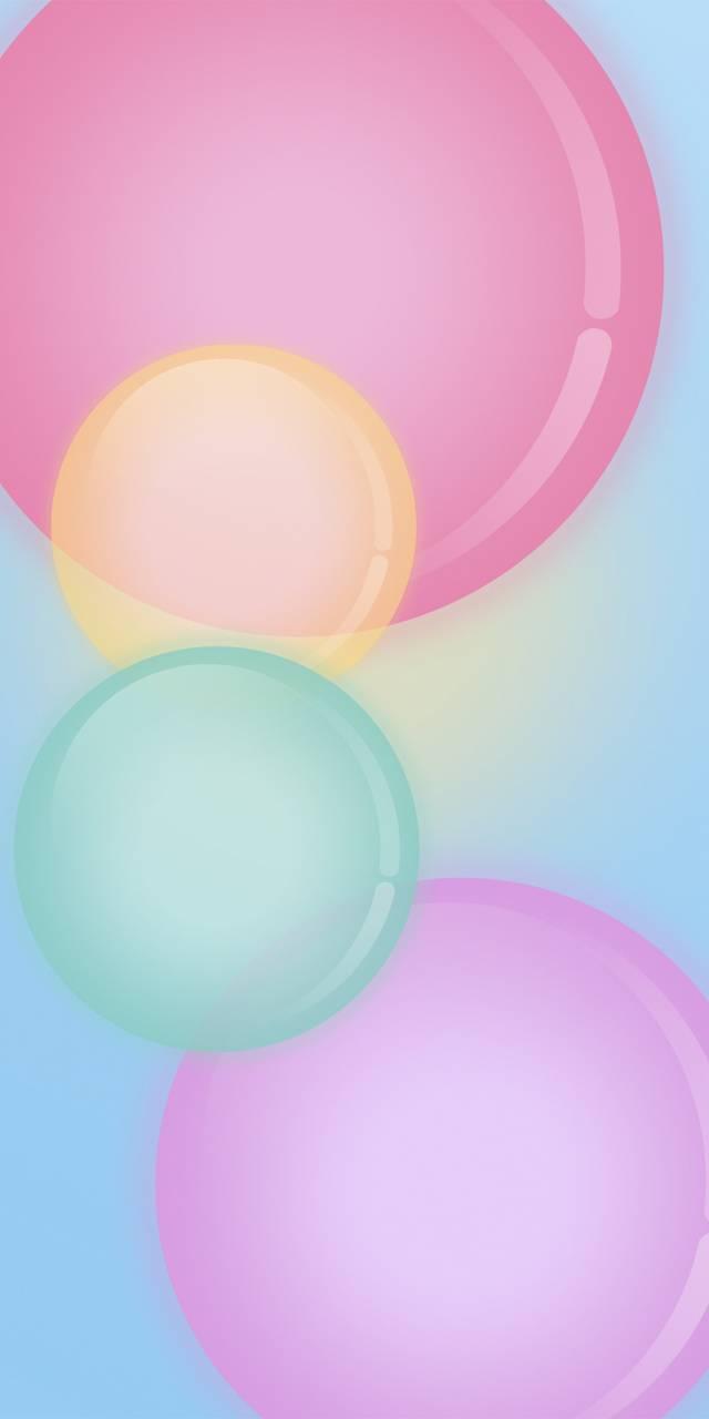 Alcatel 7 bubbles
