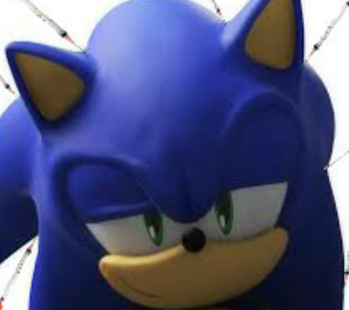 Sonic Hit with Tranq