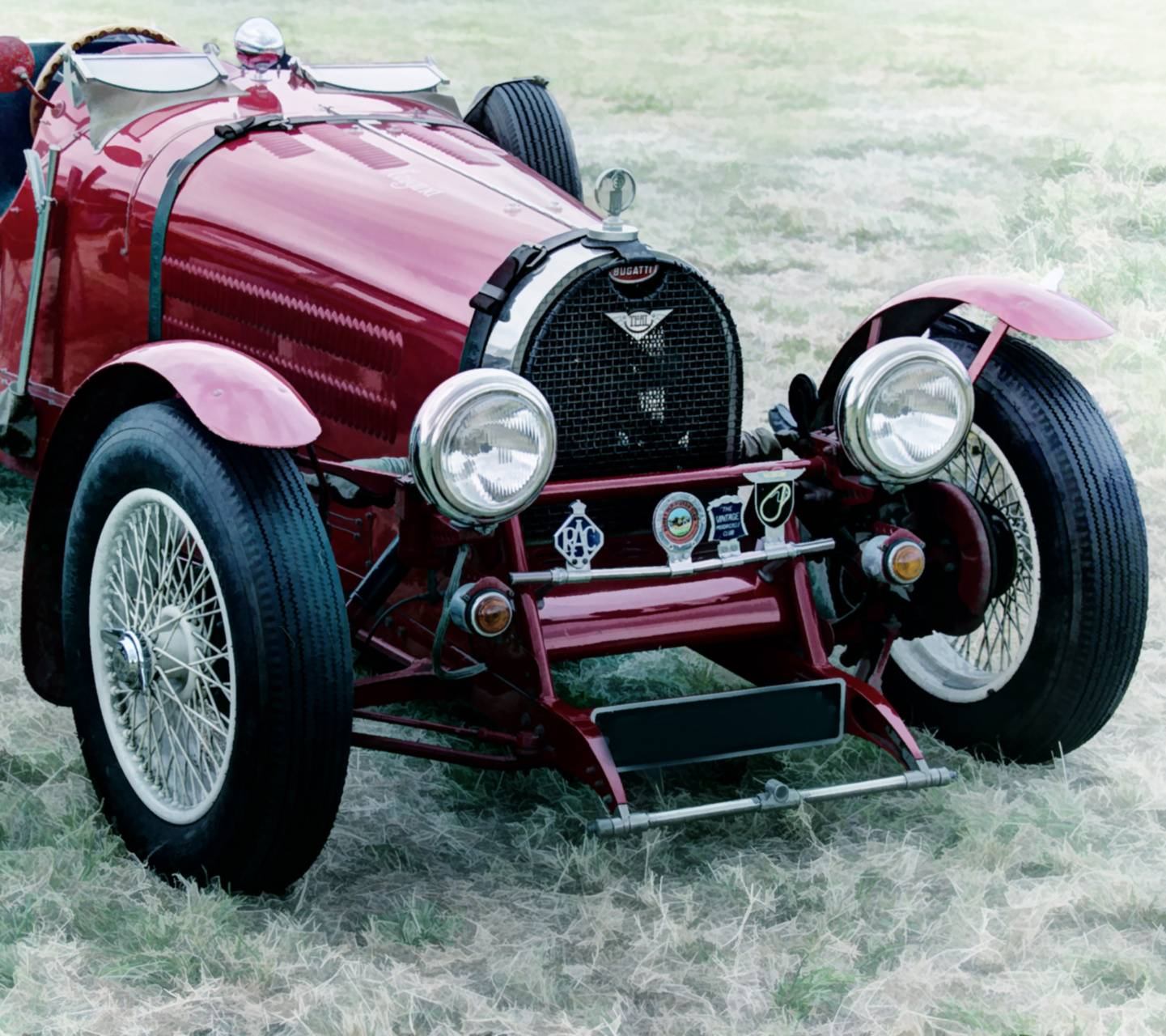 Bugatti 8