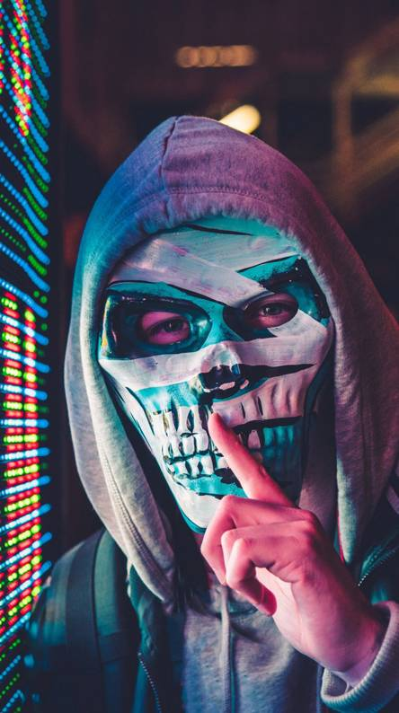 Mask Man Wallpapers Free By Zedge