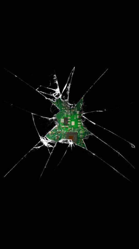 Broken Screen Wallpapers Free By Zedge