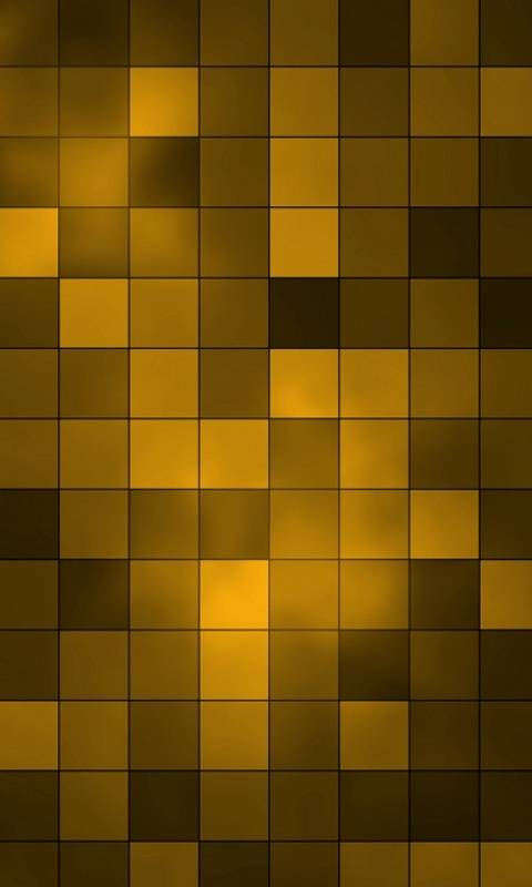 Orange Grid