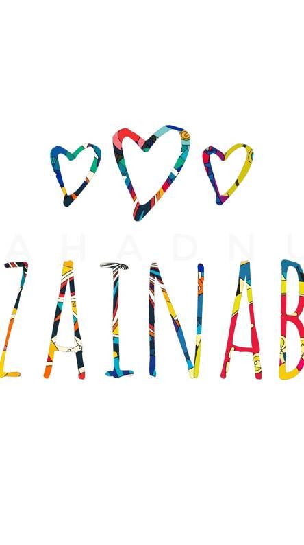 Zainab Name Wallpapers