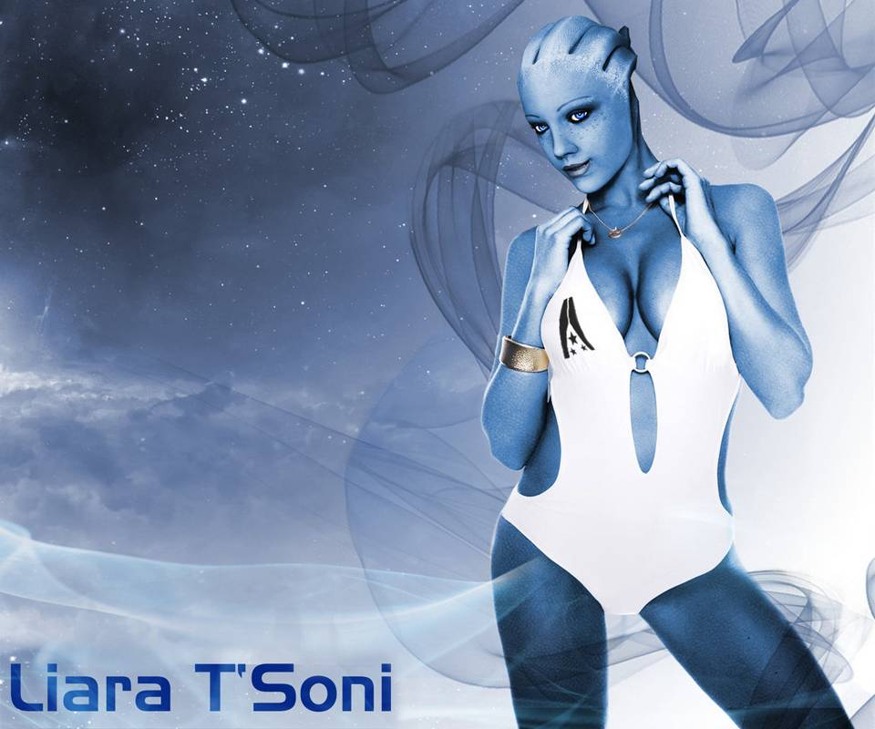 Liara Tsoni Wallpaper By Shepardpl 0d Free On Zedge