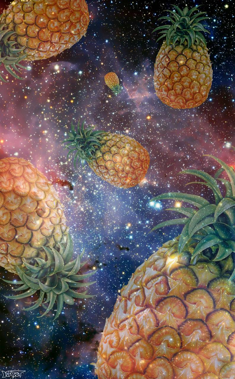 Space Pineapples