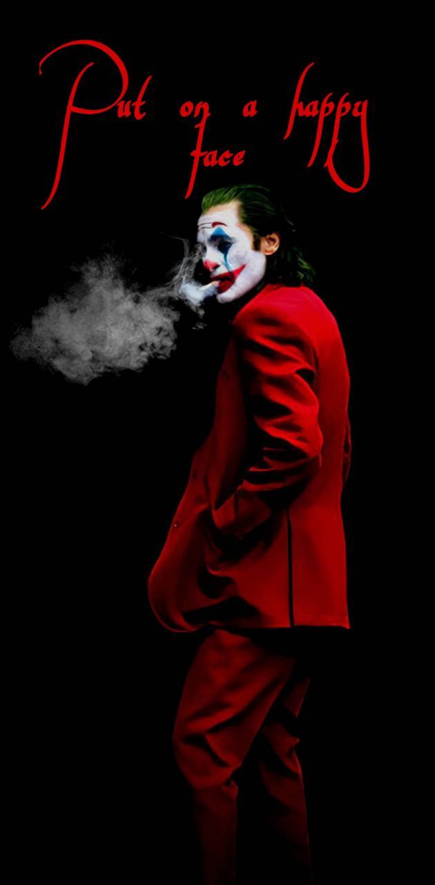 Joker triste