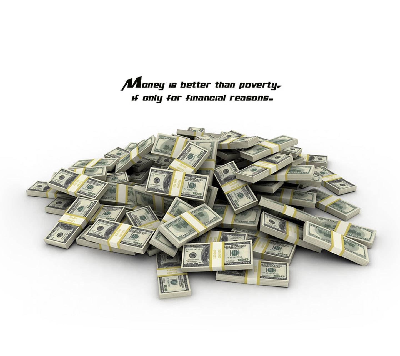 Money Is Better