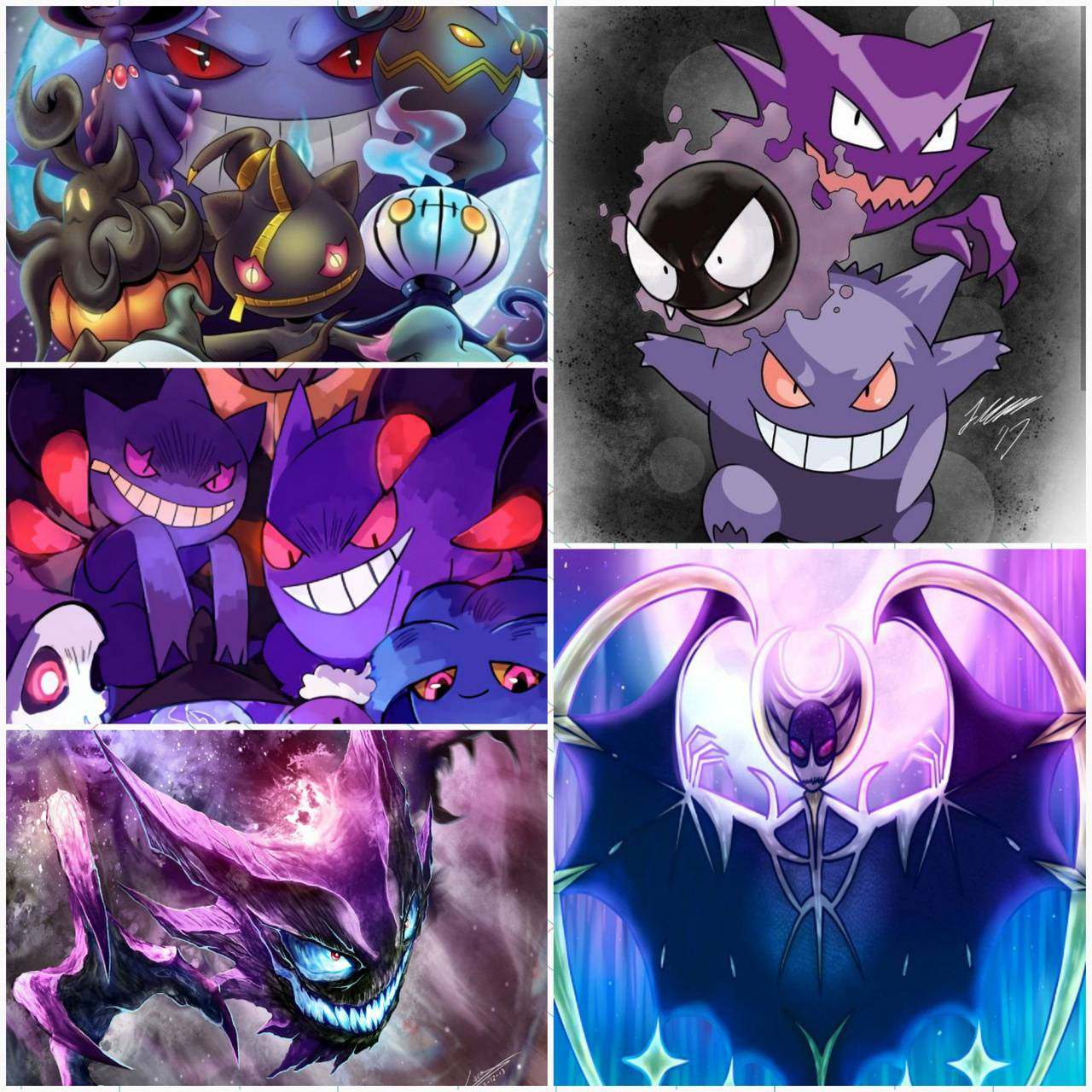 Pokemon Collage Wallpaper By Thorguy1970 C0 Free On Zedge