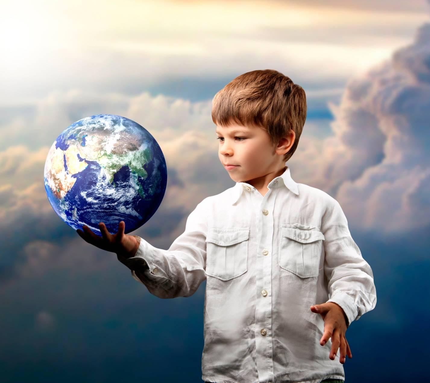 World In My Hand