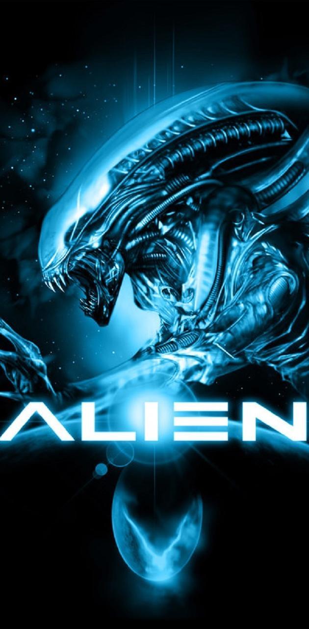 Alien Movie Vintage
