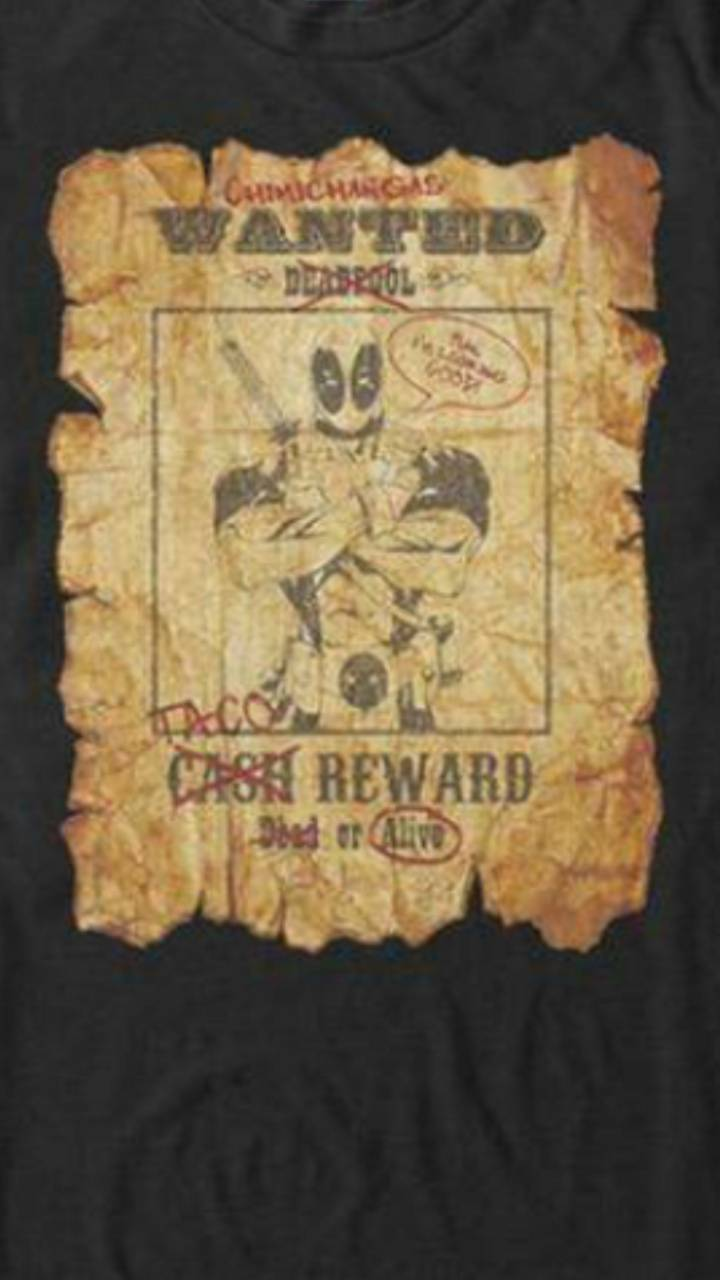 Wanted Dead Pool