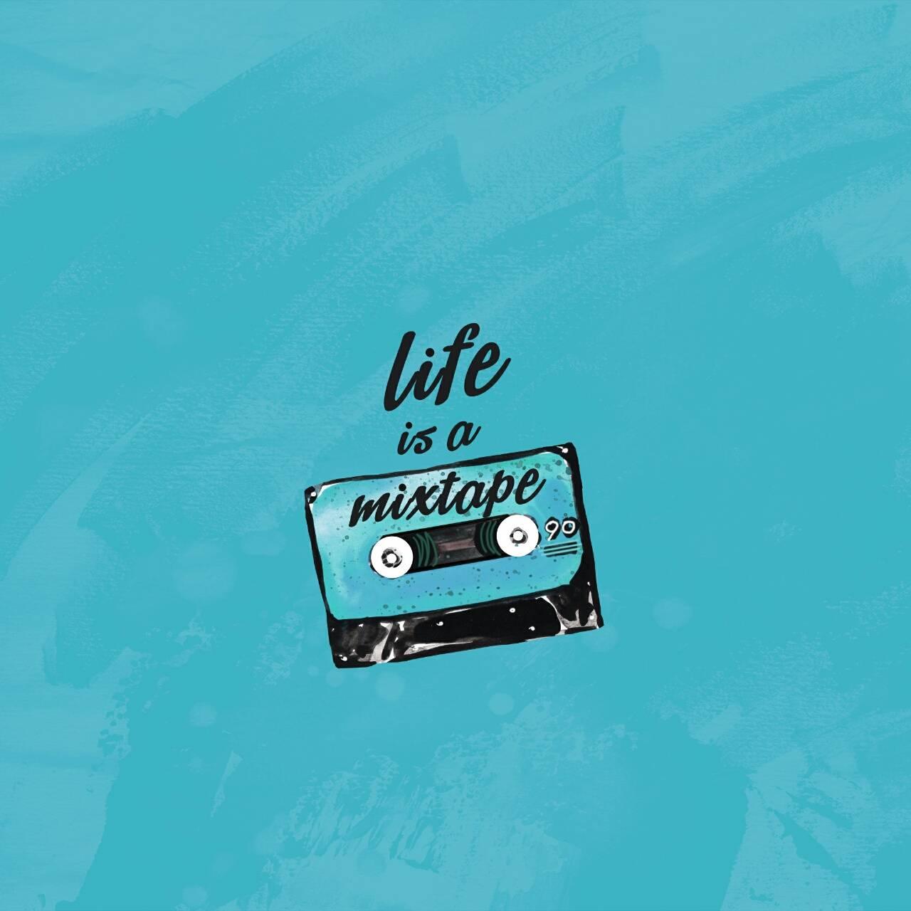 Mixtape wallpaper