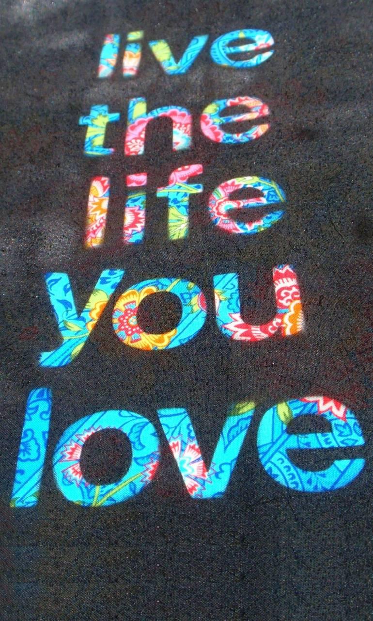 Live the life U Love