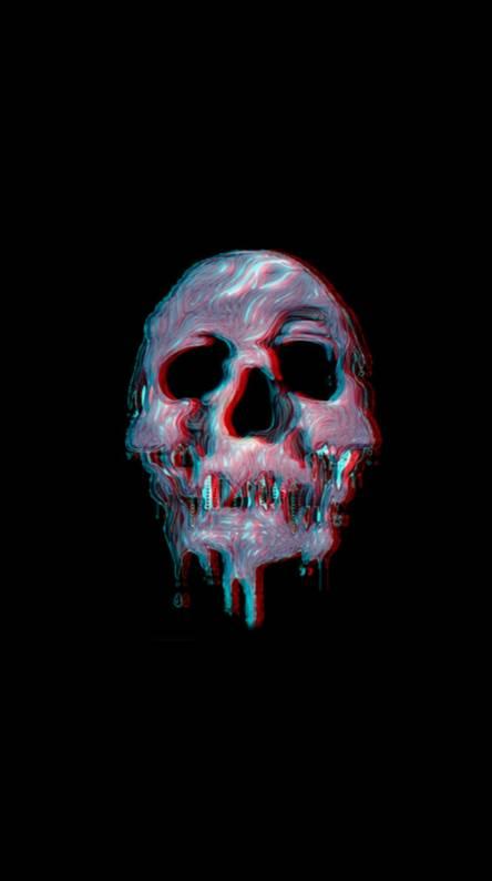 Skull Glitch