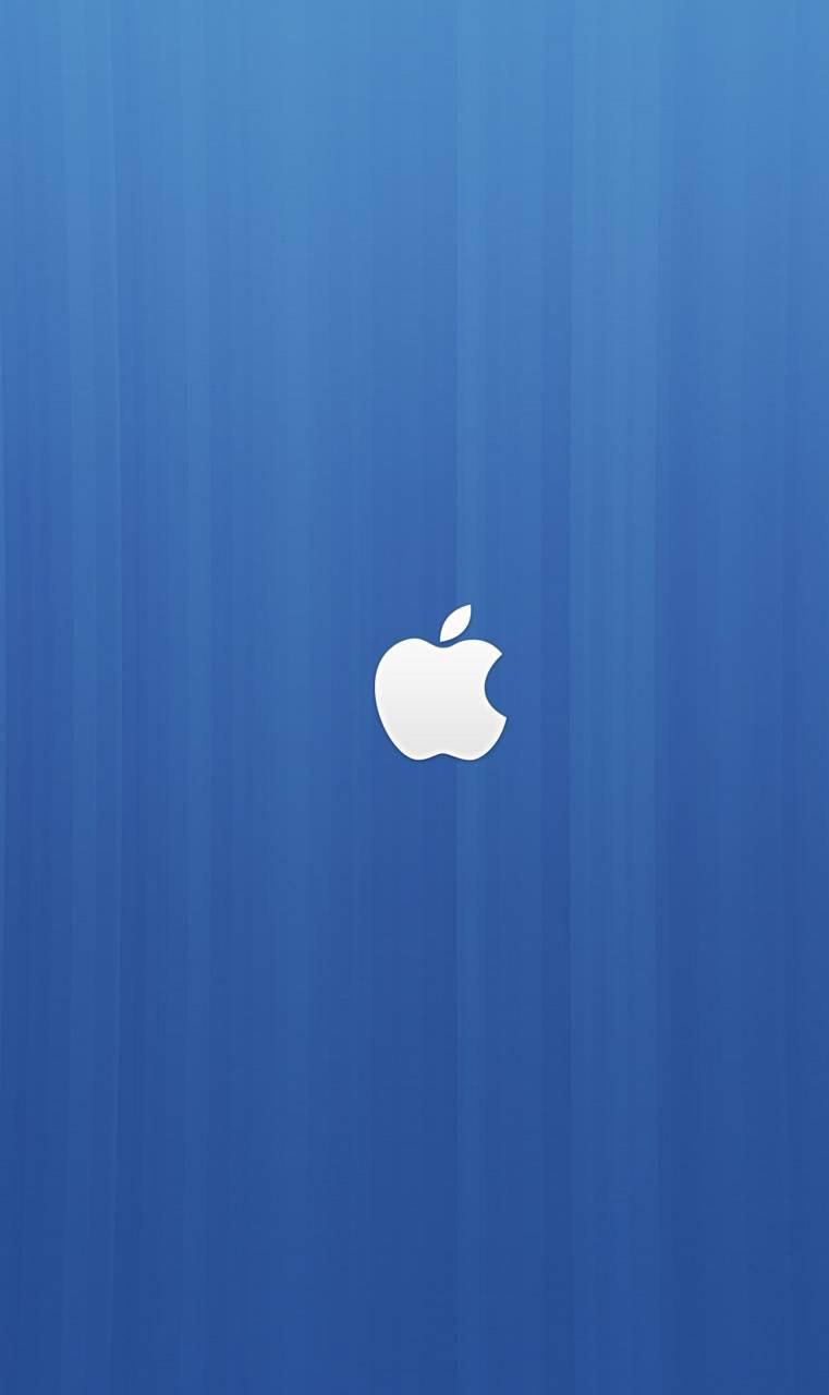 Apple Azul 240x400