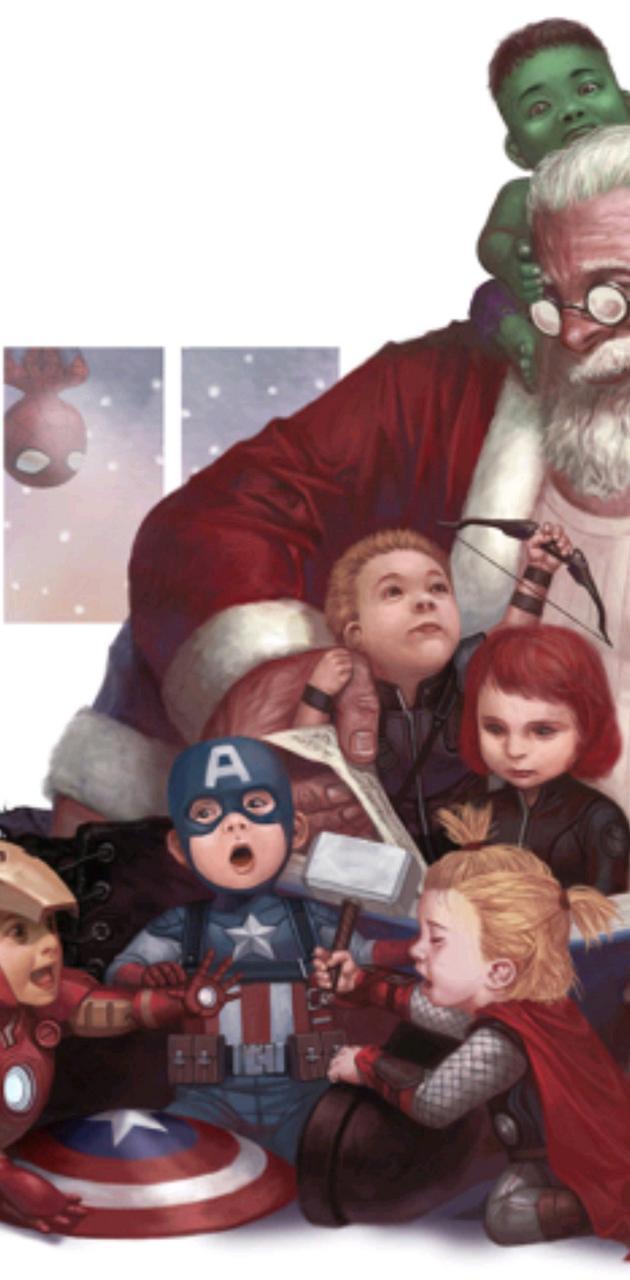 NavidadMarvel