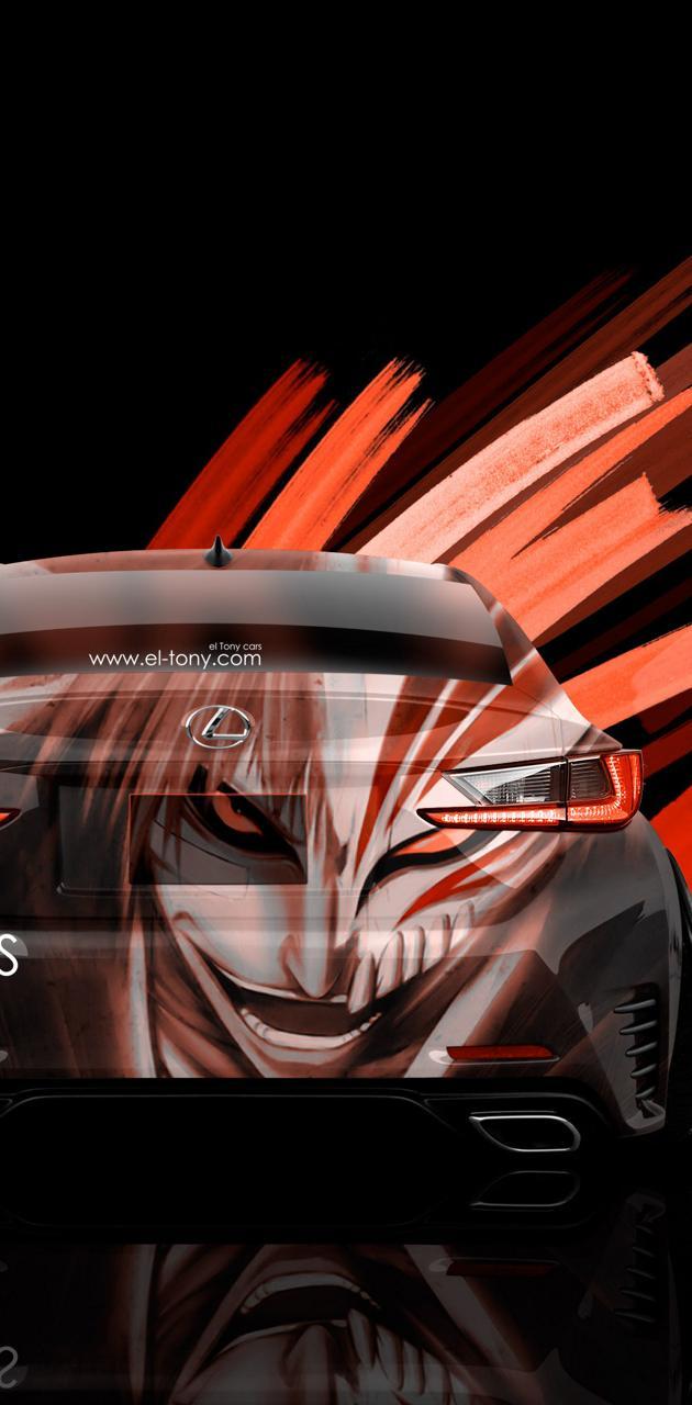 Lexus on Ichigo