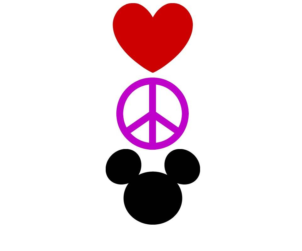 Lovepeacemickey