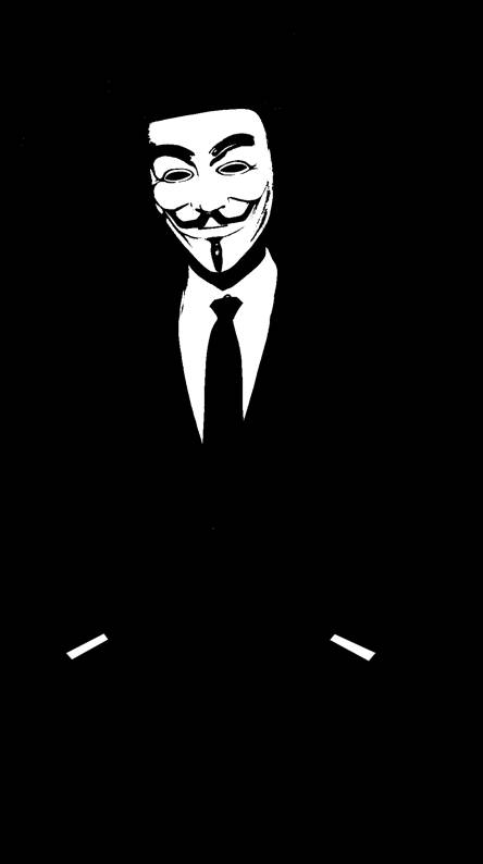 Anonymous Wallpapers Free By Zedge