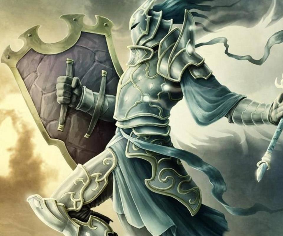 Amazing Warrior