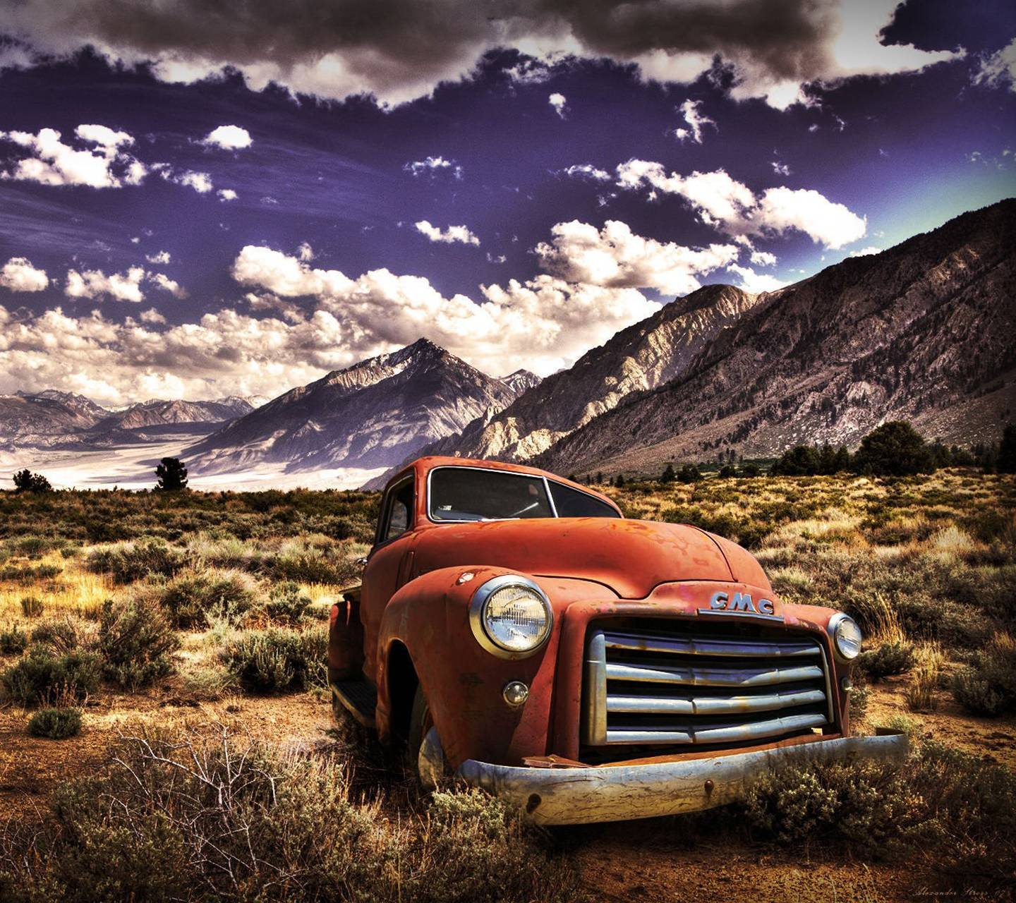 Old Gmc Pickup Wallpaper By Stiggerphone 9a Free On Zedge