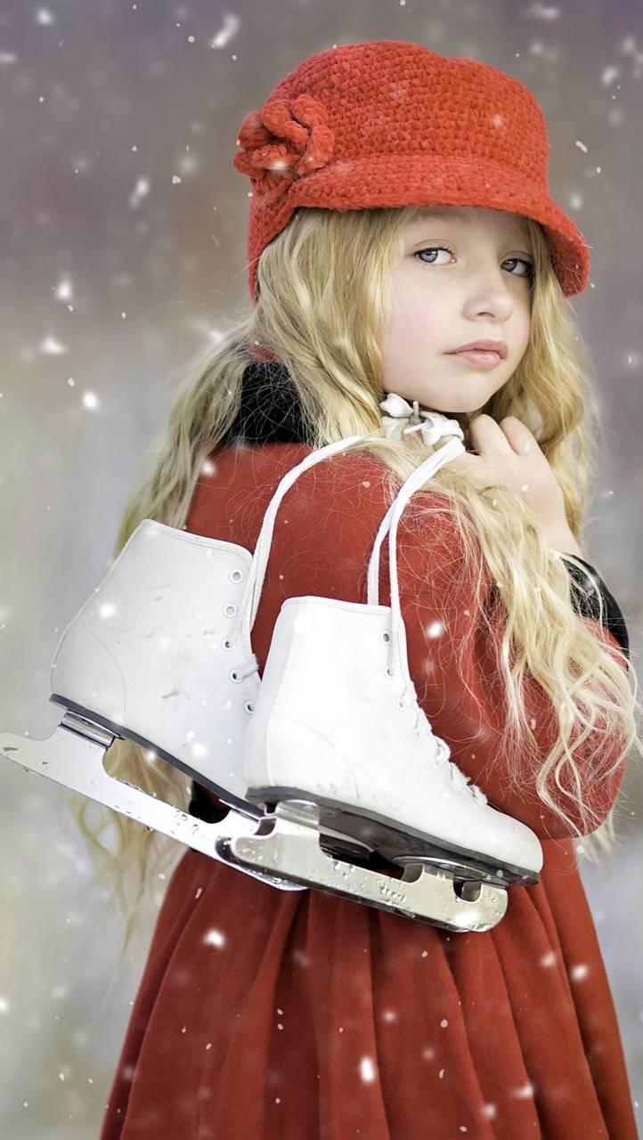 Cute Skate Girl