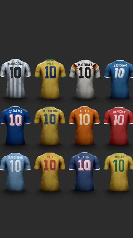 Legends Of Soccer
