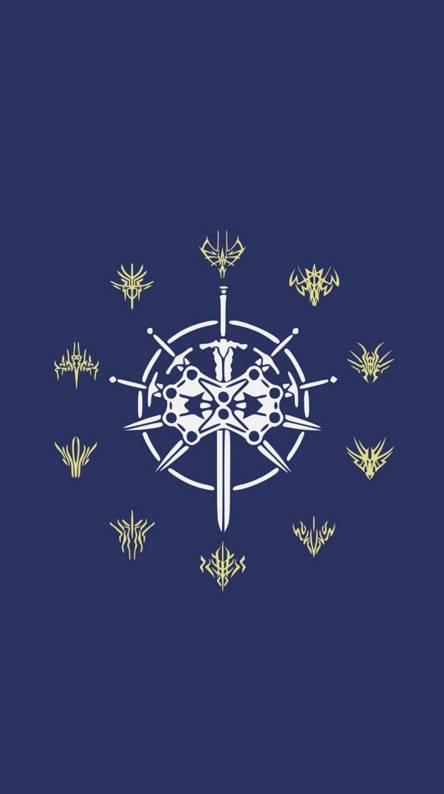 Radiant Knights Logo