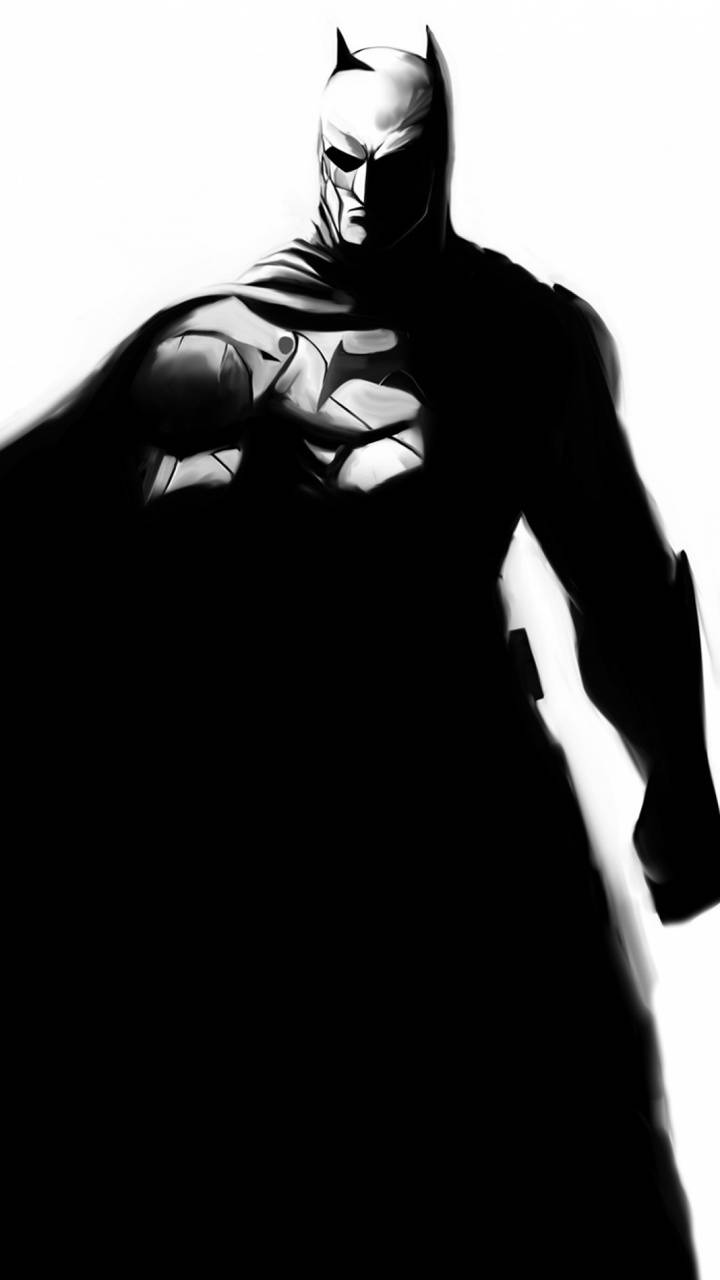 Batman BandW