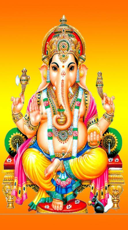 Lord Ganesh Ji Ringtones And Wallpapers Free By Zedge