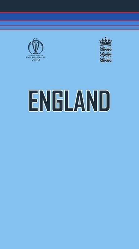 England CWC 2019