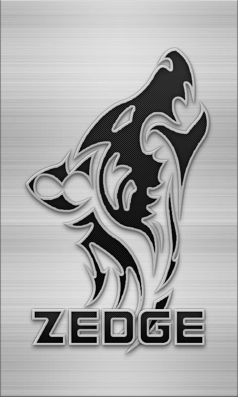 Zedge Howling Wolf