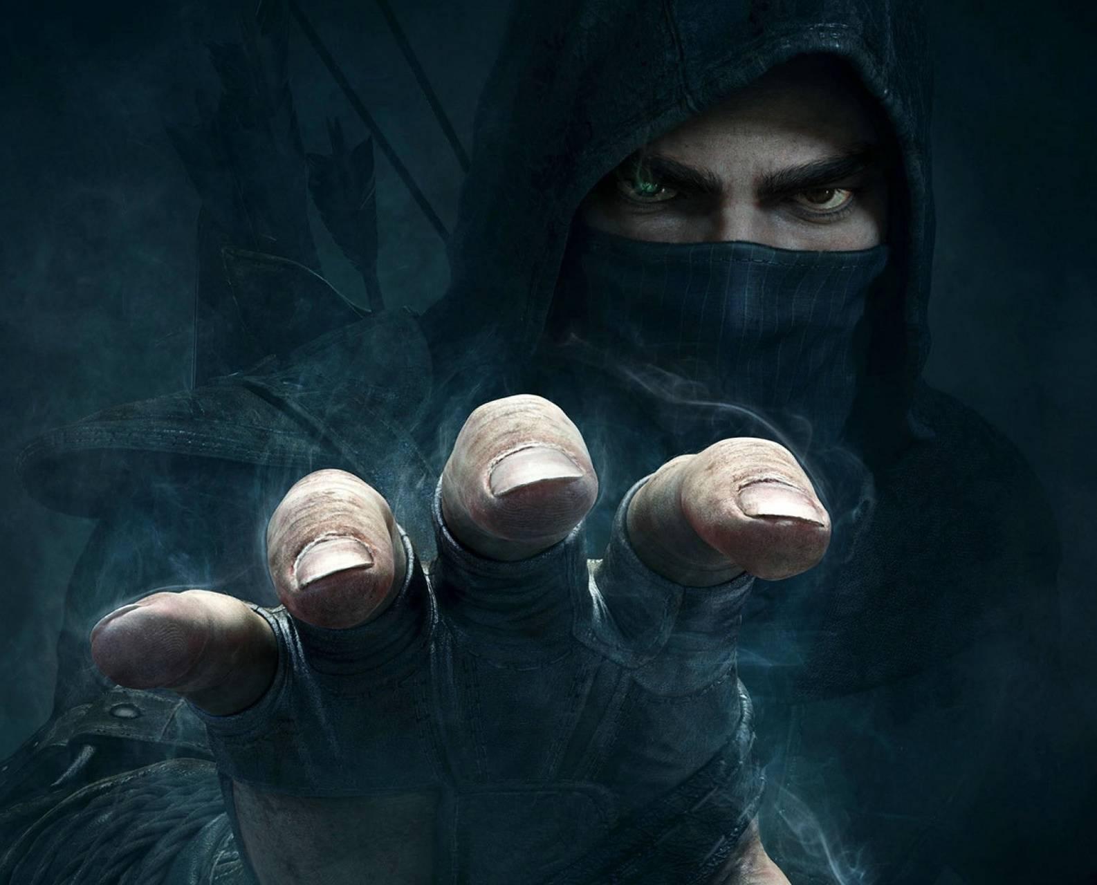 Thief 4-Hoody