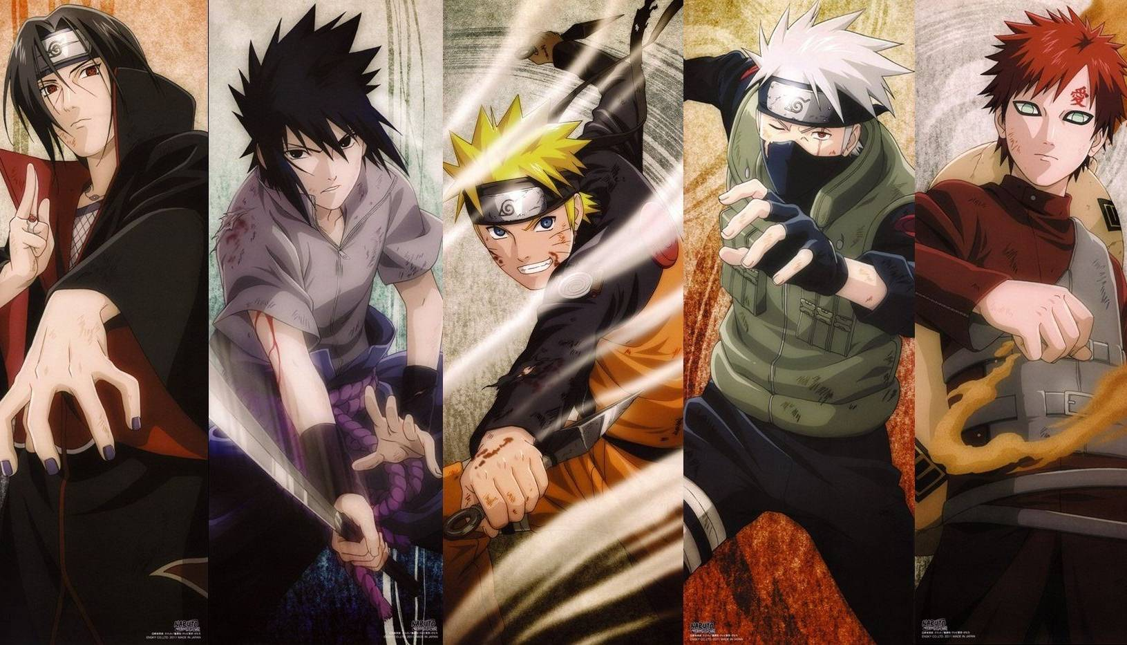 Shinobi Five
