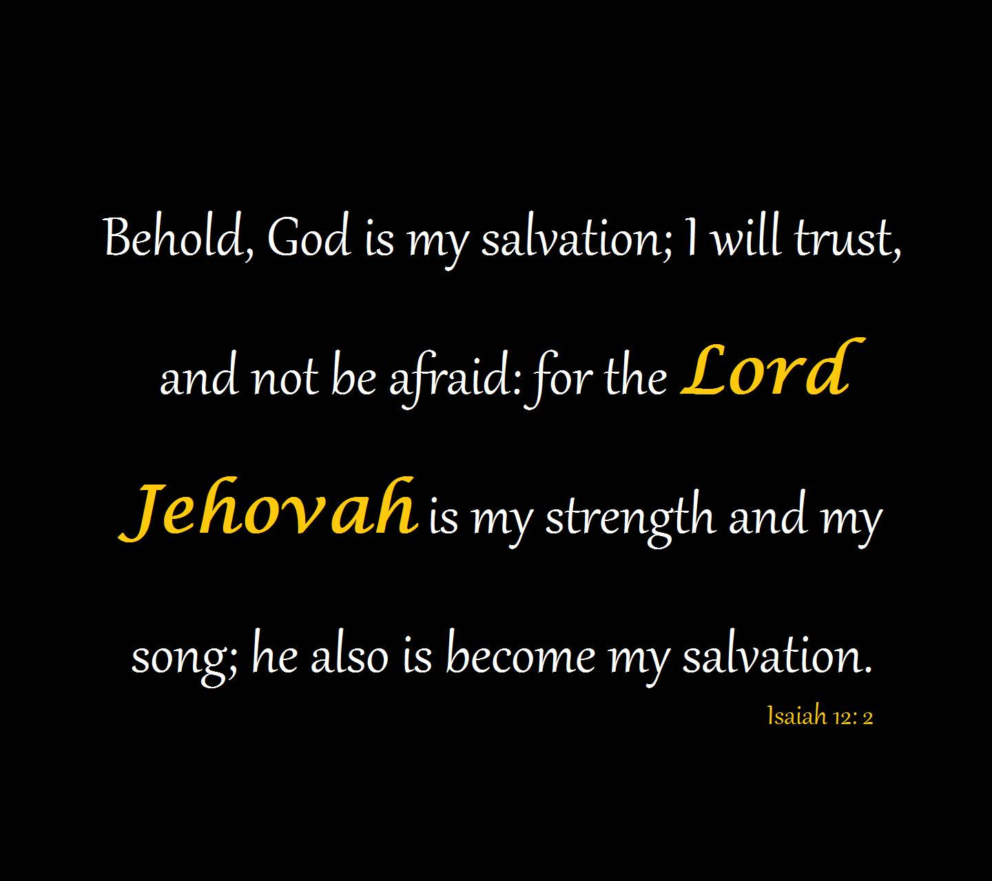 Trust In The Lord Wallpaper By Ajba64 F4 Free On Zedge