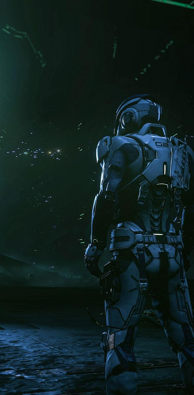 Mass Effect Andromed