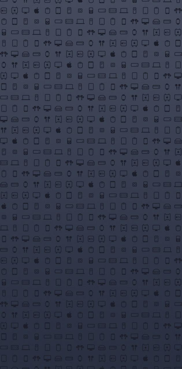 Icons wallpaper