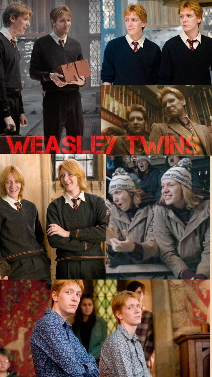Weasley twins