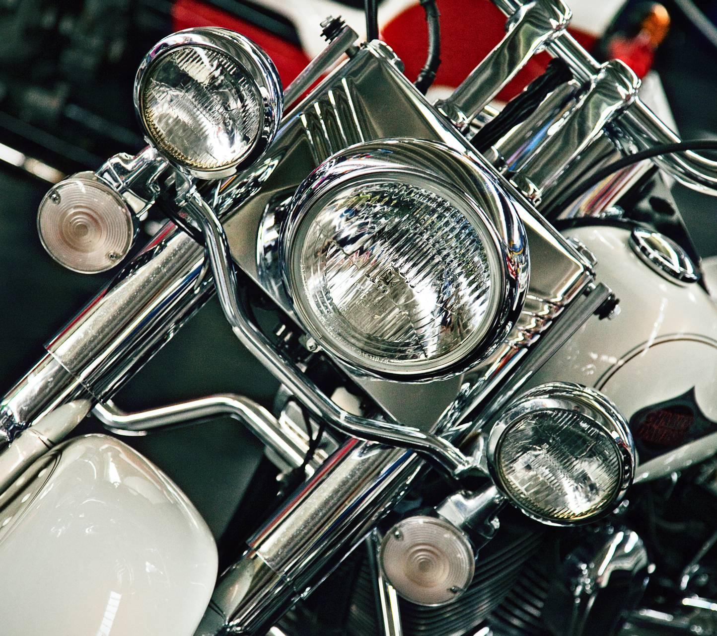 A Harley 5