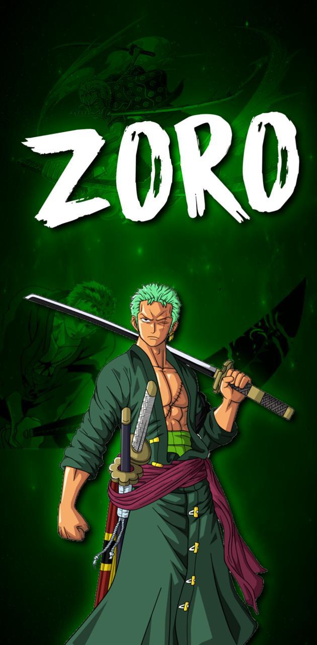 Zoro One Piece